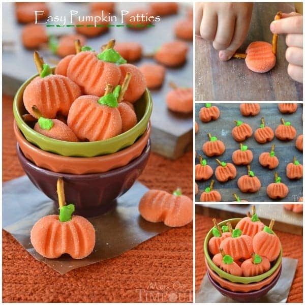 Easy Pumpkin Patties