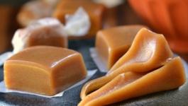 pumpkin-spice-caramels