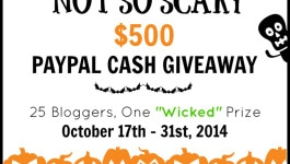 Not So Scary Halloween Giveaway (1)