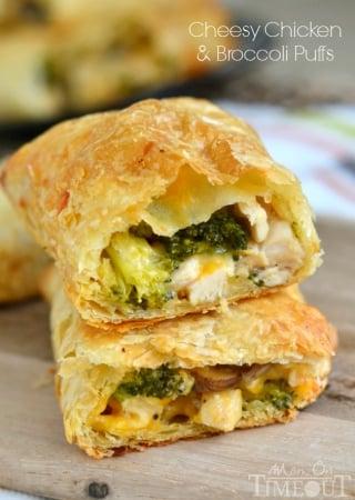 cheesy-chicken-and-broccoli-puffs