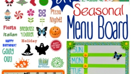 diy-seasonal-menu-board-collage