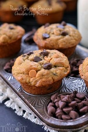 peanut-butter-chocolate-chip-banana-muffins