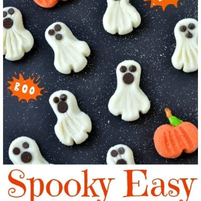 Spooky Easy Ghost Treats