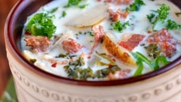 Slow Cooker Olive Garden Zuppa Toscana