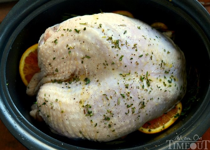 turkey-breast in slow cooker