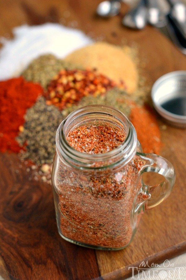 This Cajun Spice Mix is so versatile you'll find yourself pulling it ...