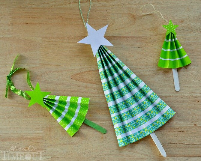 diy-accordion-tree-ornaments