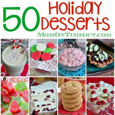 More than 50 Festive Holiday Desserts