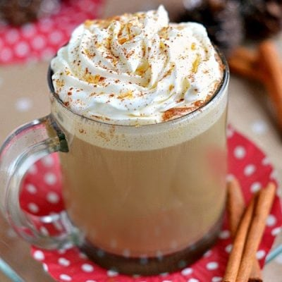 Philly Spiced Hot Chocolate