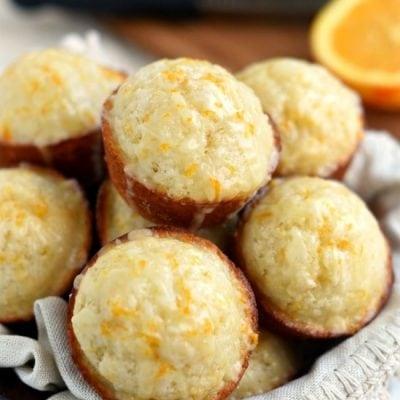 Skinny Orange Muffins