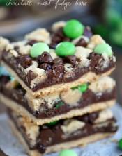 chocolate-mint-fudge-bars-recipe