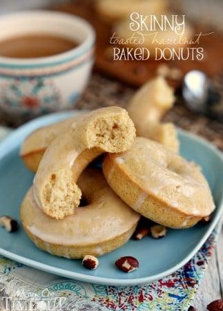 skinny-toasted-hazelnut-baked-donuts
