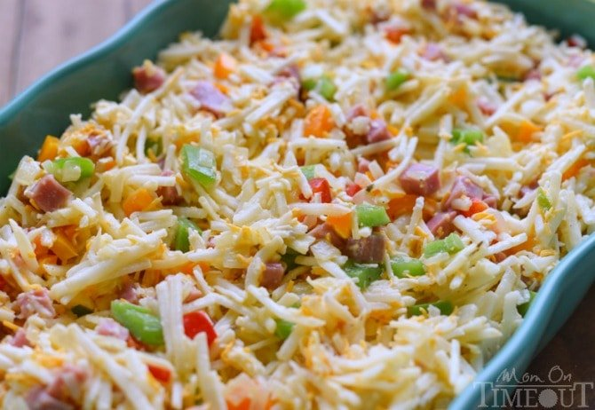 hashbrown-ham-cheese-breakfast-casserole-recipe