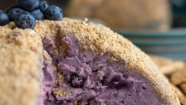 Blueberry Pie Cheese Ball
