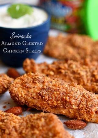 sriracha-almond-crusted-chicken-strips-recipe