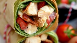 blt-chicken-Caesar-salad-wrap