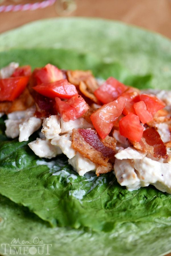 BLT Corn Salad Wraps Recipes — Dishmaps