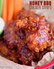 easy-honey-bbq-chicken-strips-recipe-label