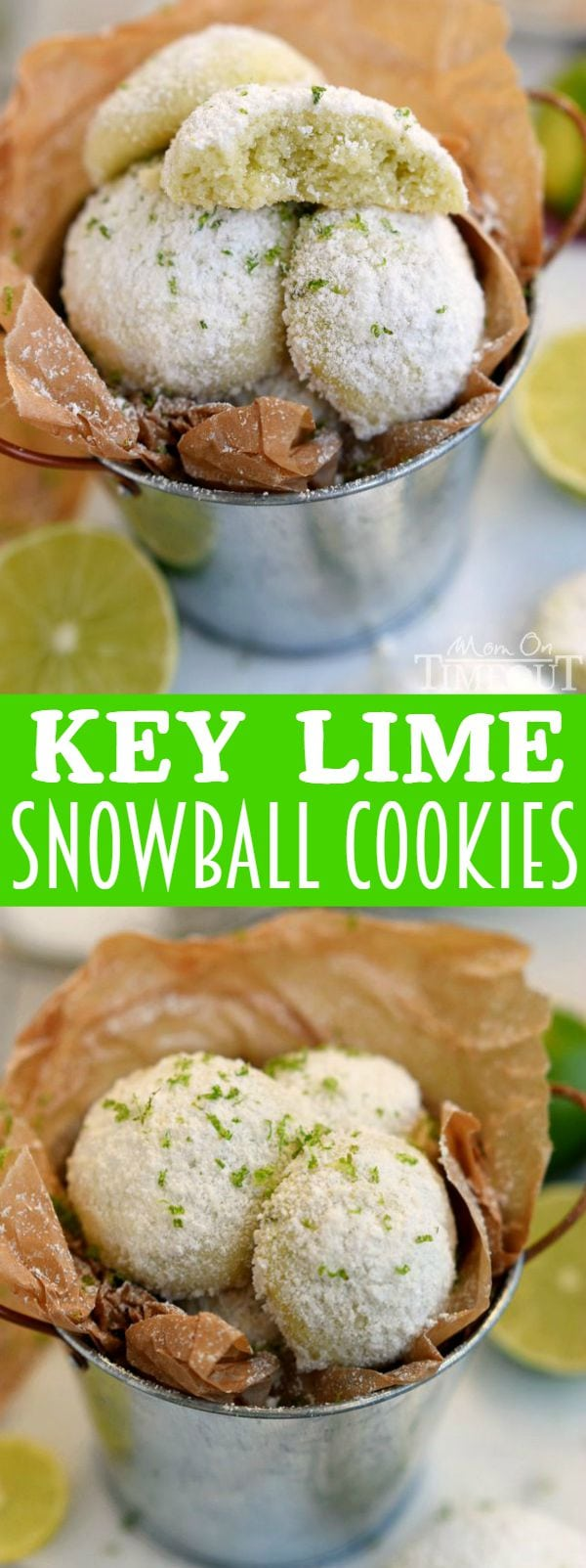 More key lime AND lime goodness: