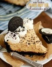 no-bake-peanut-butter-cheesecake-pie-slice-2-title