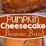 pumpkin-banana-cheesecake-bread-recipe-collage