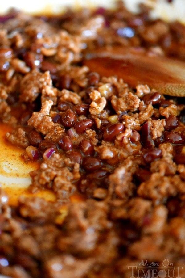 beef-bean-mixture