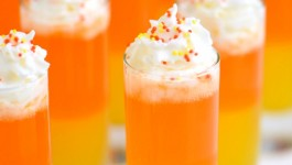 Candy Corn Poppers