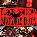 black-widow-brownie-bites-collage