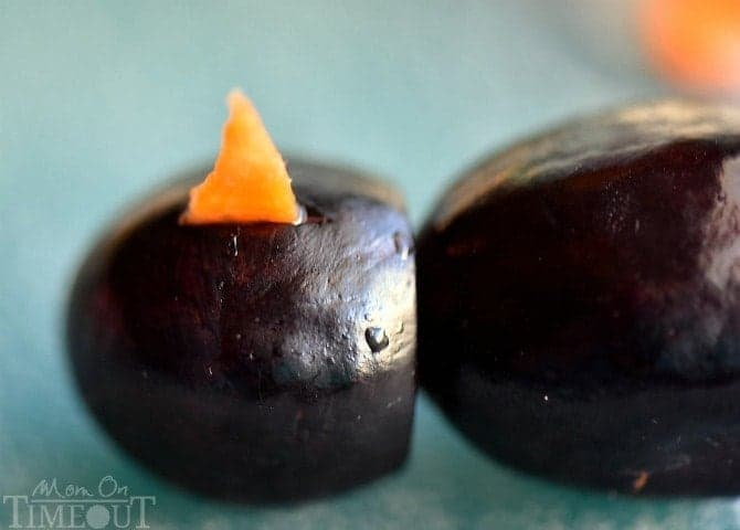 grape-penguins-nose