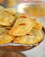 Sweet Pumpkin Empanadas