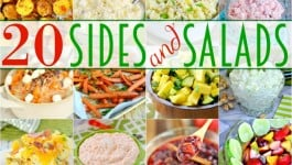 20 Easy Sides and Salads