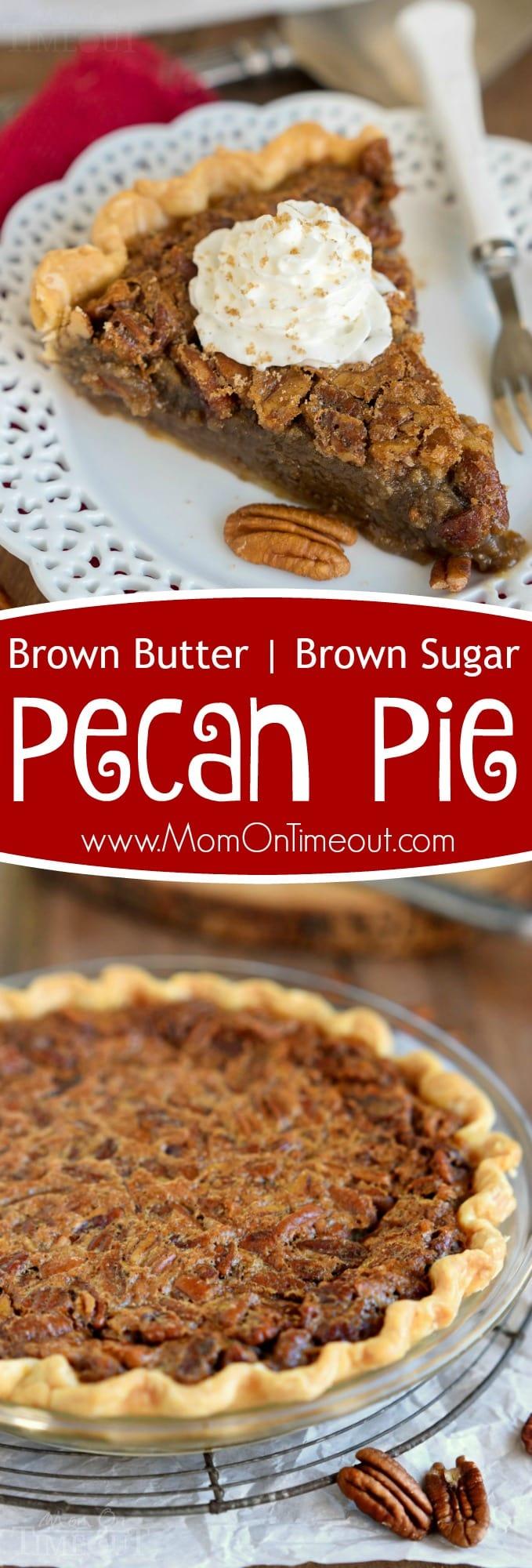 pecan-pie-recipe-collage