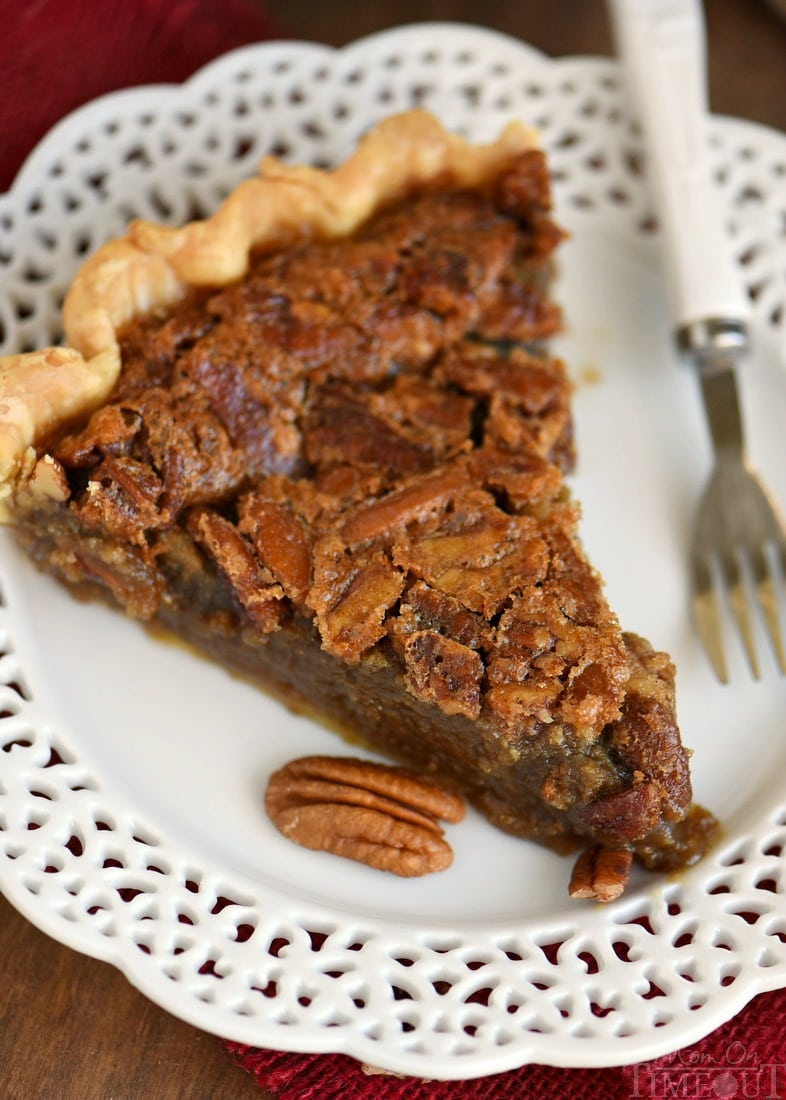 easy pecan-pie recipe