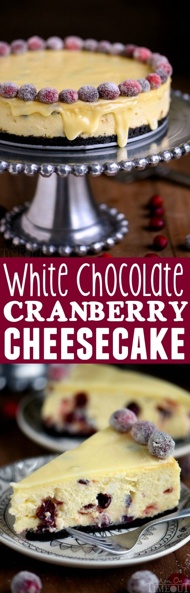 white-chocolate-cranberry-cheesecake-collage