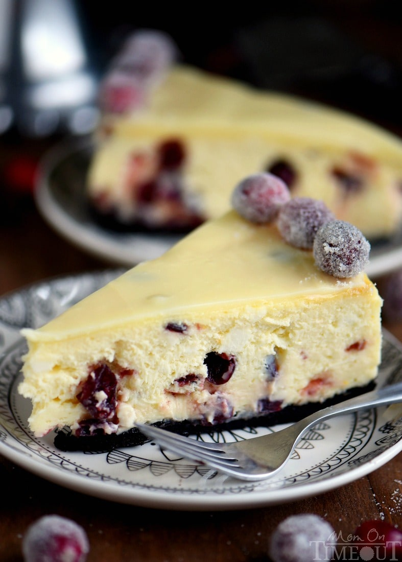 white-chocolate-cheesecake-with-cranberries