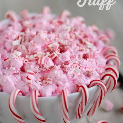 Peppermint Fluff – Just 4 Ingredients!