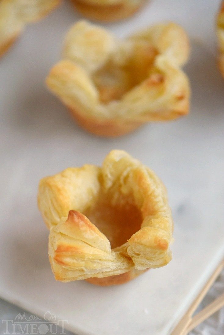 puff-pastry-cups-meatballs