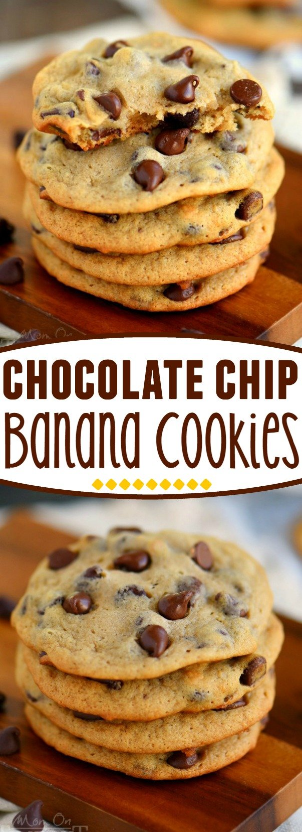 chocolate-chip-banana-cookies