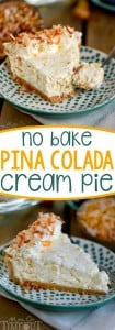 no-bake-pina-colada-cream-pie-collage