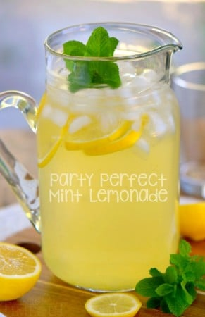 party-perfect-mint-lemonade-title