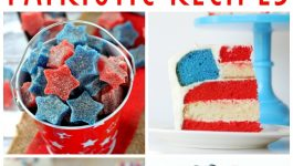 16 Red, White and Blue Patriotic Recipes