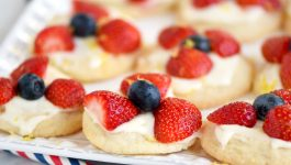 Berries 'N Cream Cookies