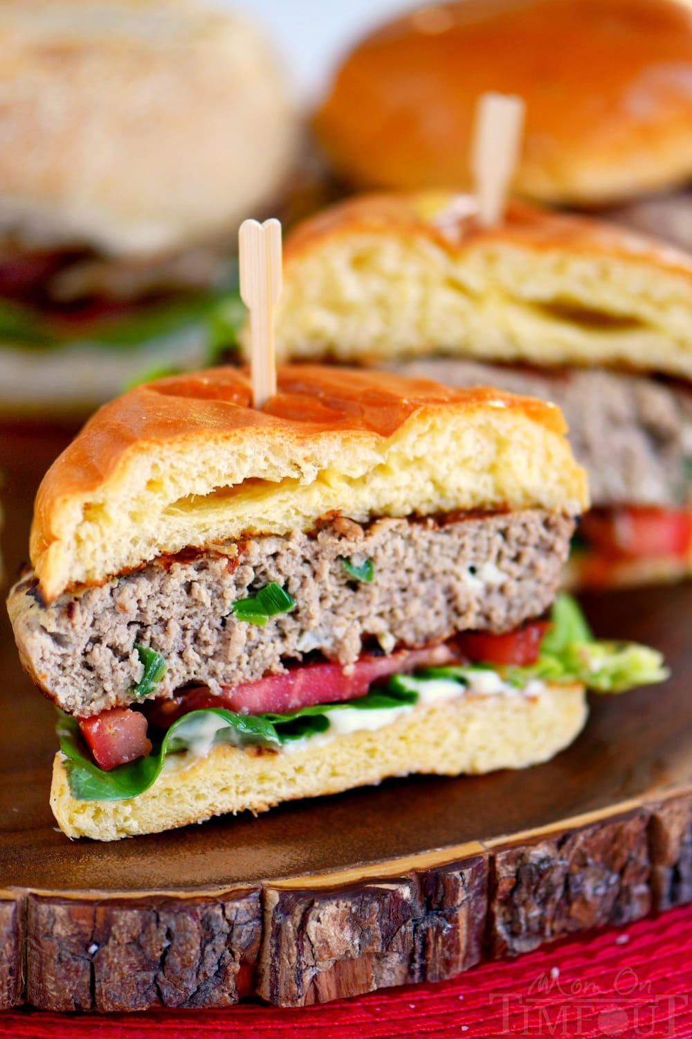 inside-out-turkey-cheeseburgers-halved