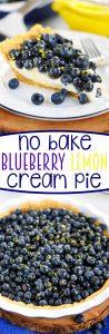 no-bake-blueberry-lemon-cream-pie-collage