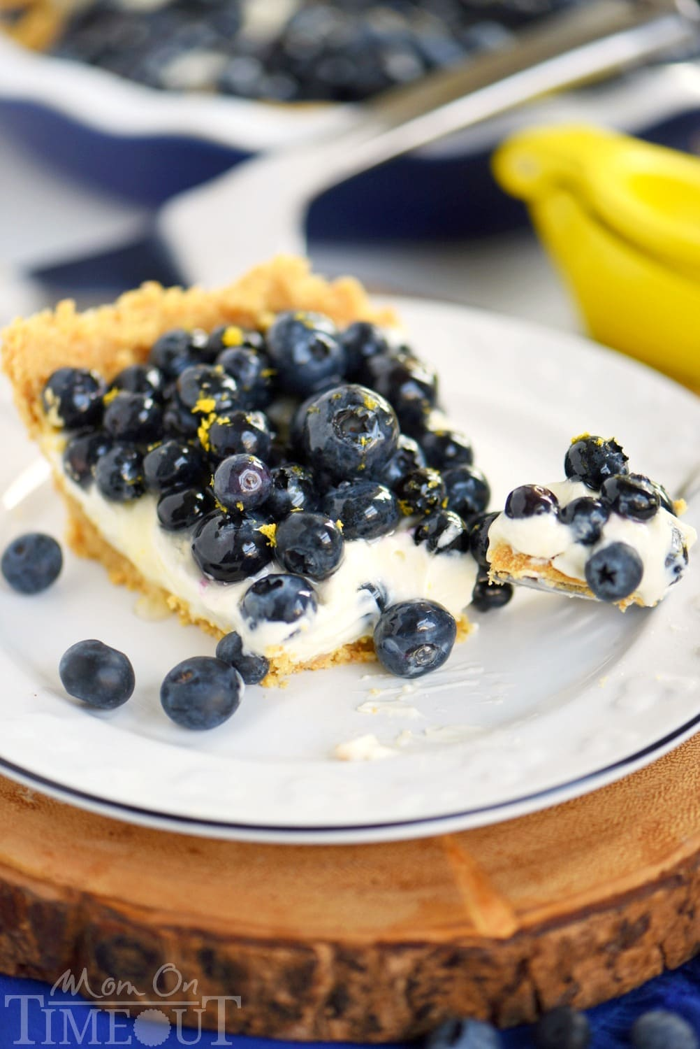bite-out-of-no-bake-lemon-blueberry-cream-pie
