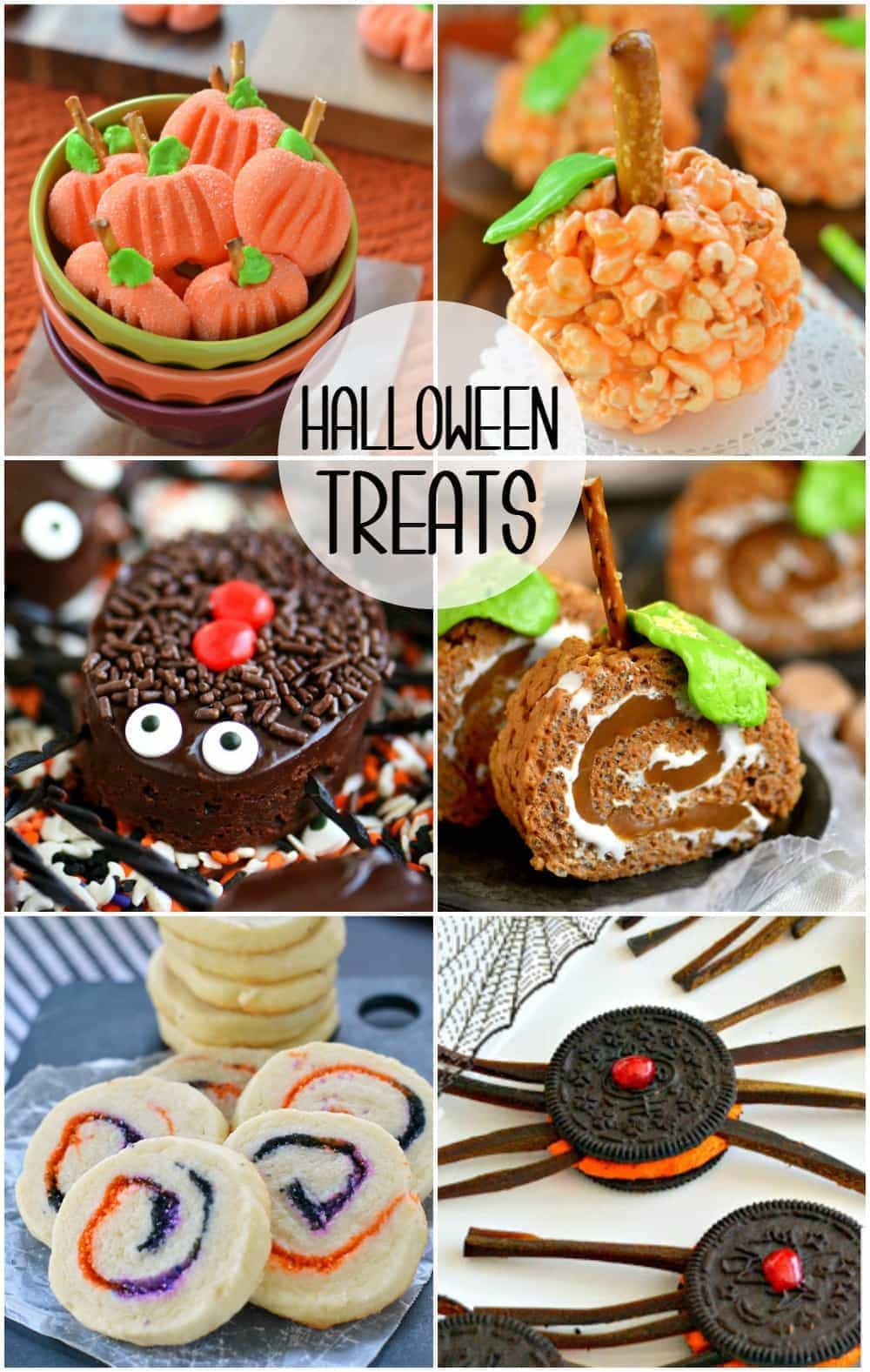 Amazing Halloween eats and treats to make your Halloween party extra special this year!