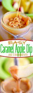 easy-caramel-apple-dip-recipe-collage
