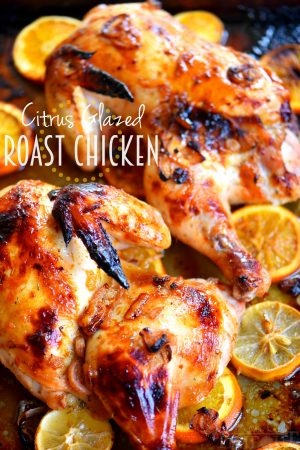 citrus-glazed-roast-chicken