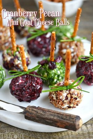 cranberry-pecan-mini-goat-cheese-balls