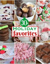30+ Holiday Favorites